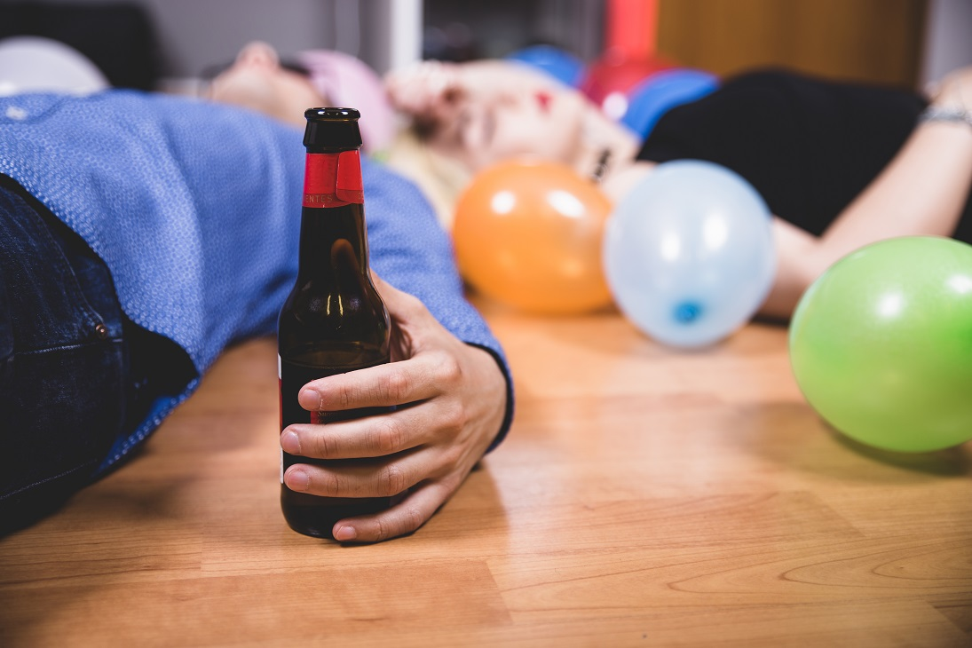 Por qué los adolescentes no deberían beber
