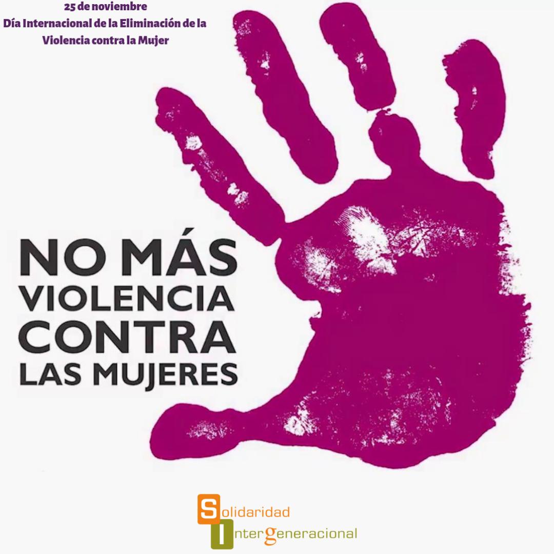 25N: Por el fin de las violencias machistas