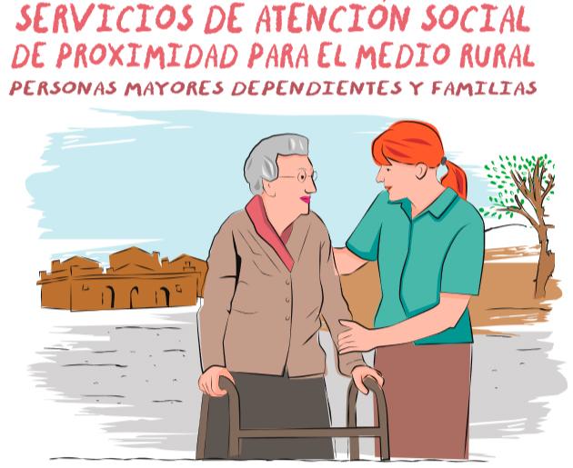'Mucho más que vecinos rurales': una iniciativa de Solidaridad Intergeneracional frente a la soledad de las personas mayores. La Familia X que SÍ